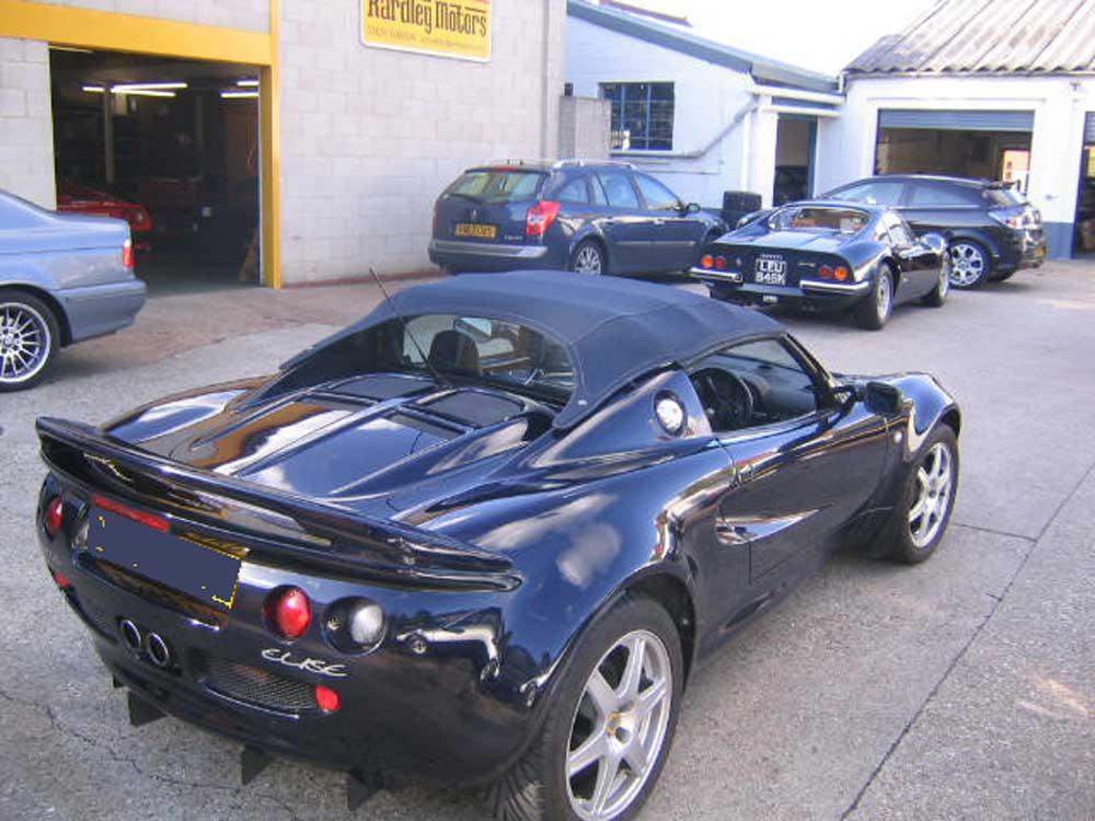 Lotus Elise 246 GT