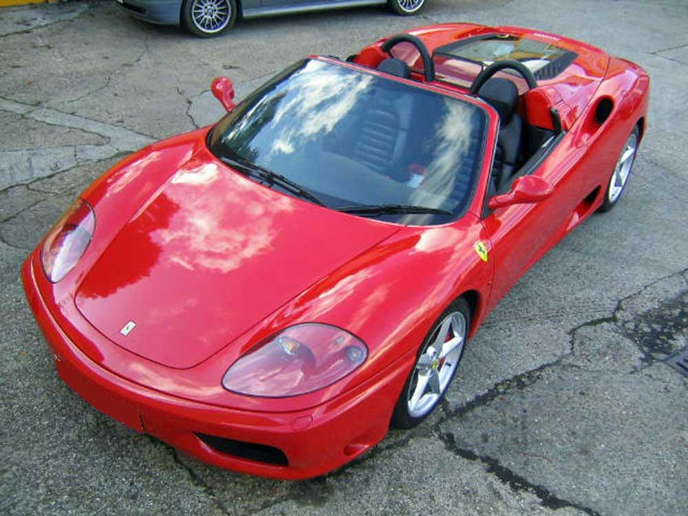 2001 360 Spider