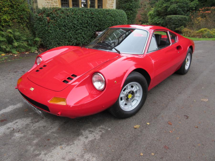 1973 Dino Ferrari 246 GT