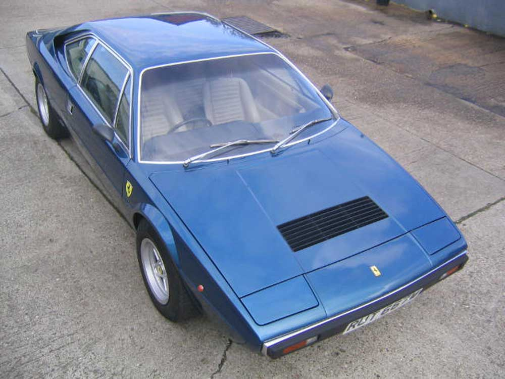 1981 Ferrari 308 GT4