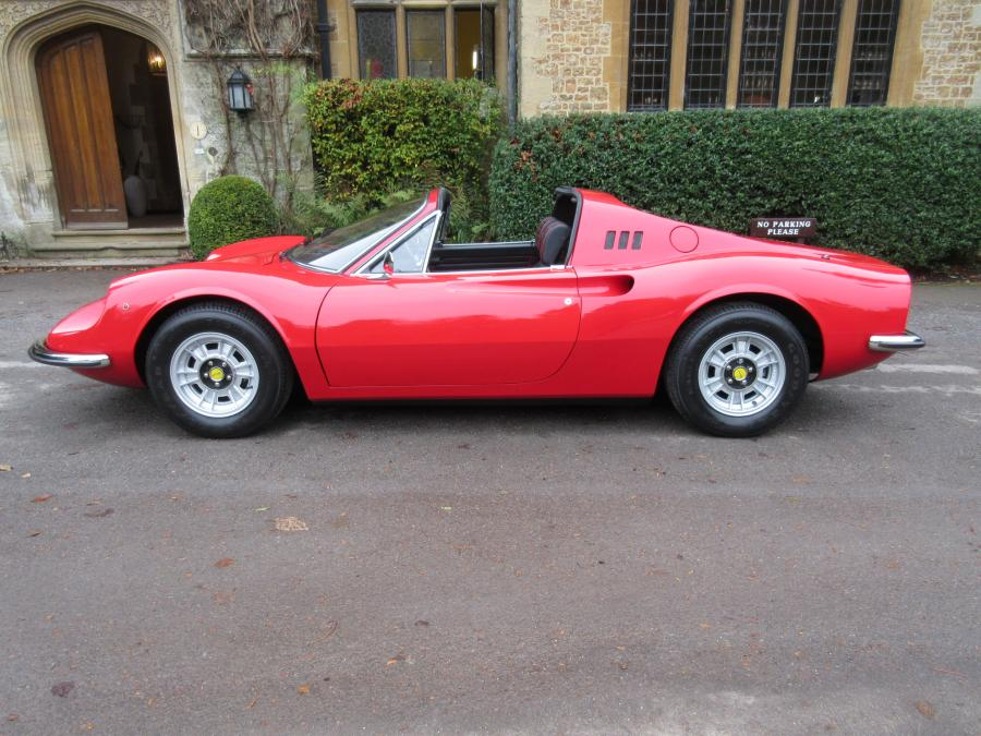 Another satisfied customer -Dino Ferrari 246 GTS