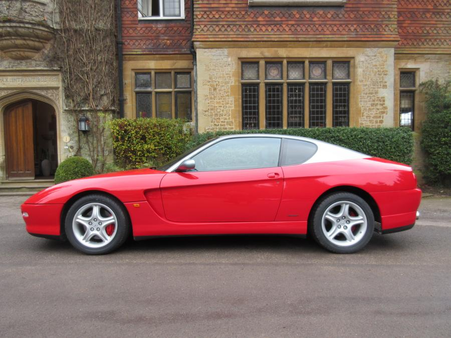 2000 Ferrari 456 M GTA SOLD-ANOTHER REQUIRED.