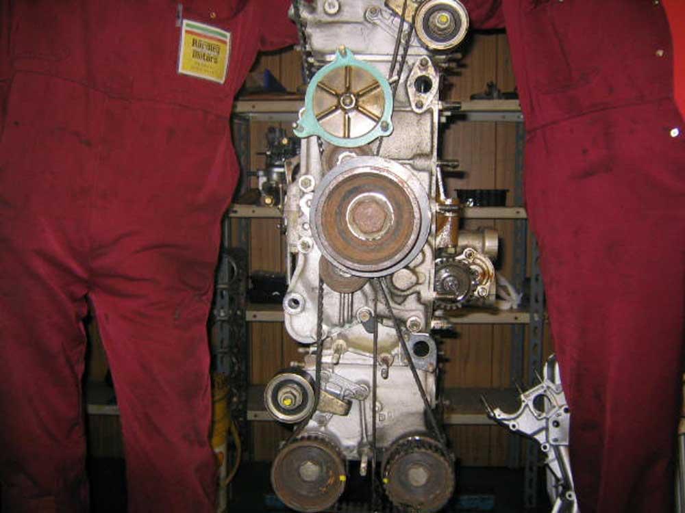 512 BBi engine
