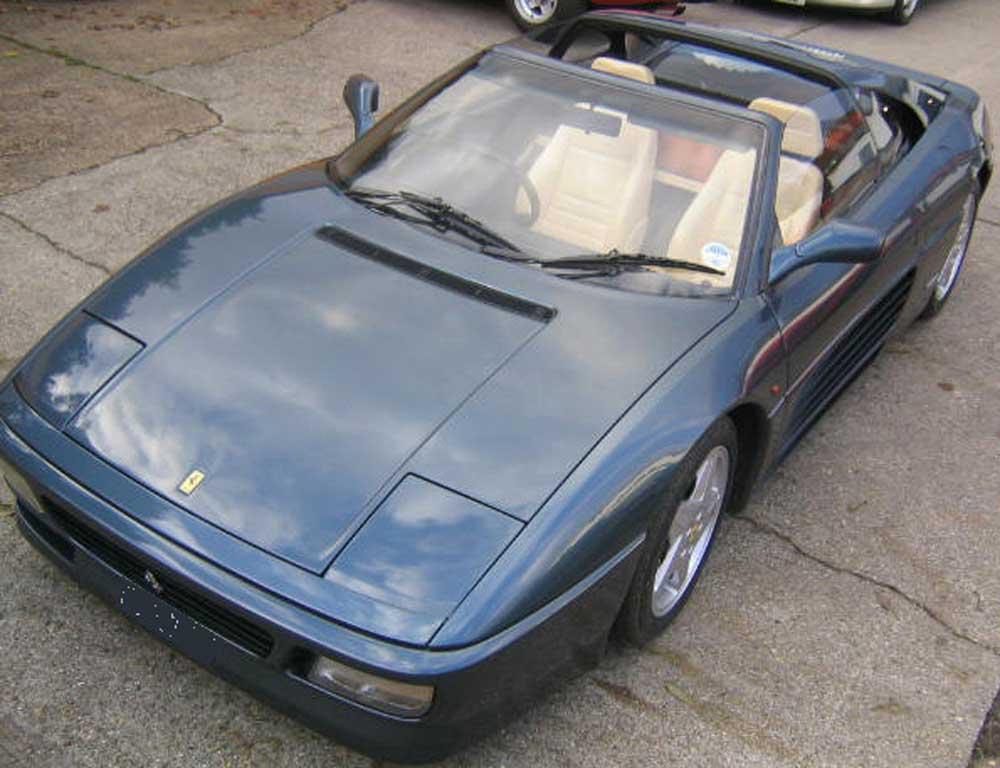 1994 Ferrari 348 TS- �24,990!!!!!