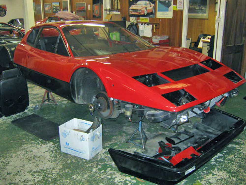 512 BBi stripped!