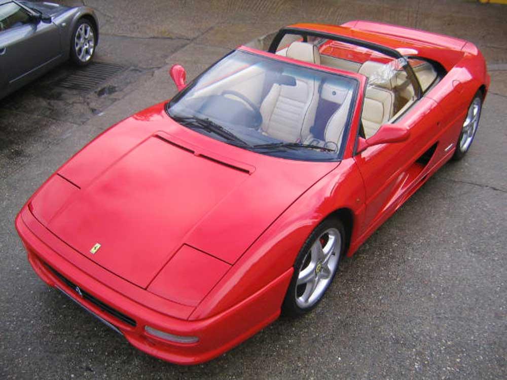 1999 Ferrari 355 GTS-SOLD