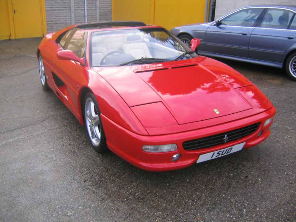 1999 Ferrari 355 GTS -SPOKEN FOR-ANOTHER REQUIRED