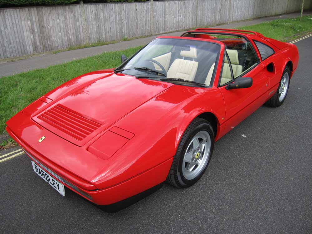 Shortly available-16,500 mile 328 GTS