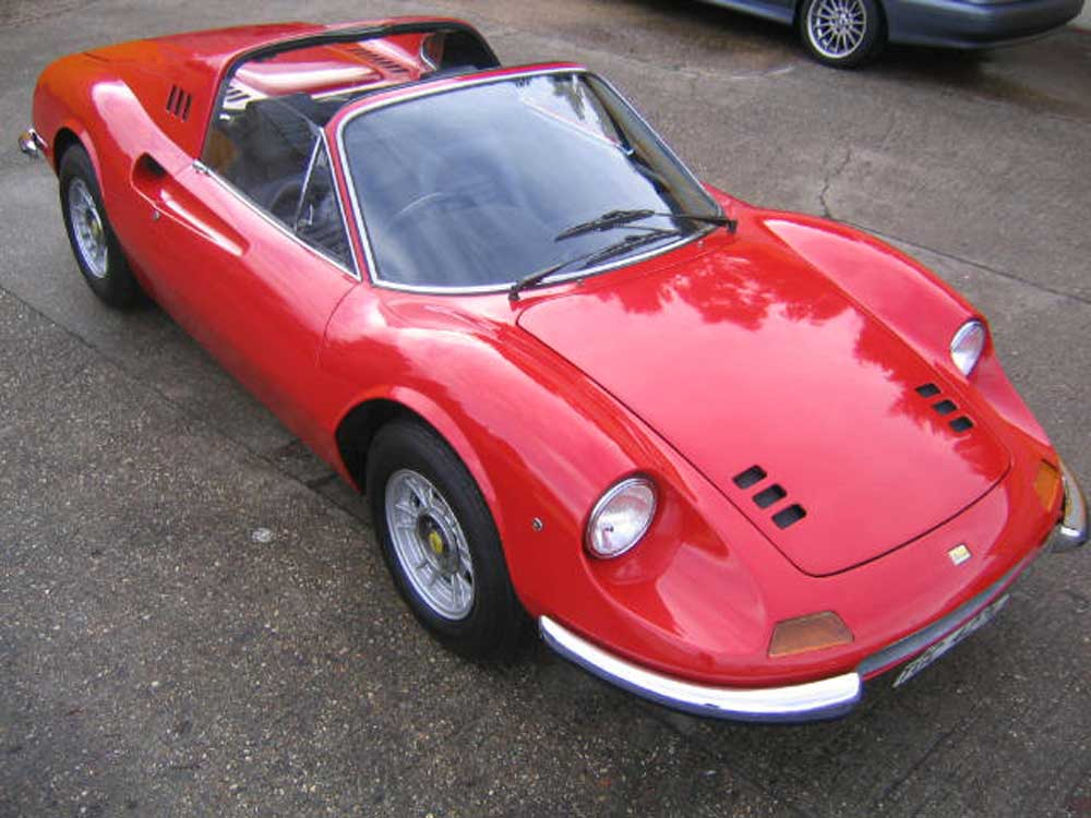 1973 246 GTS -Spoken for-Another urgently required