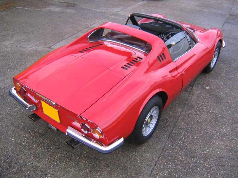 1973 246 GTS
