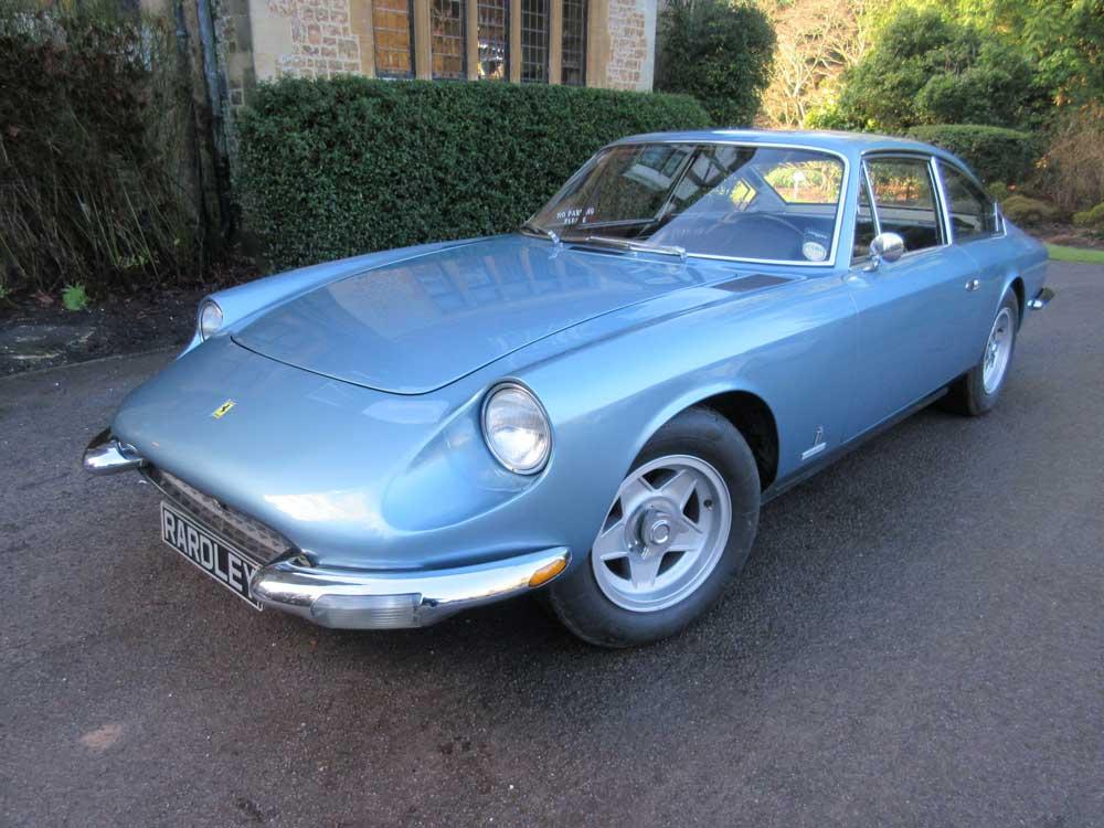 1970 Ferrari 365 GT 2+2-Left hand drive