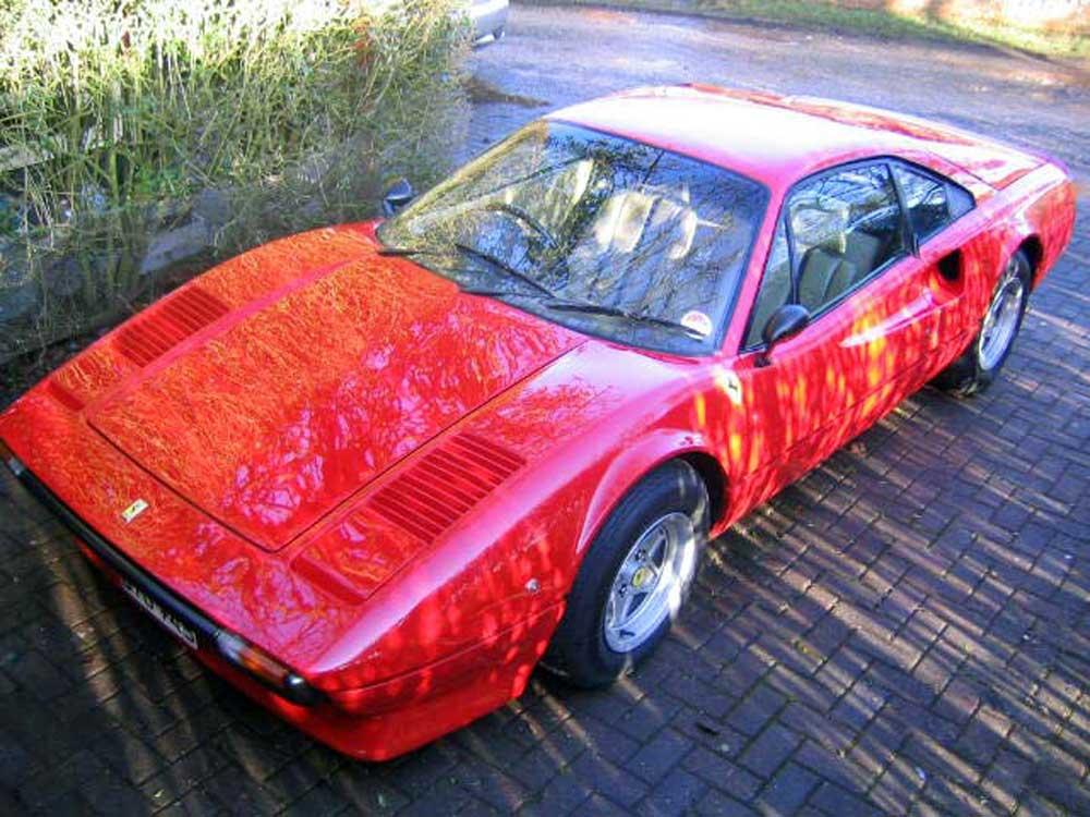 1977 Fibreglass Ferrari 308 GTB