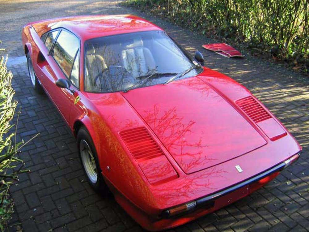 1977 Ferrari 308 GTB Fibreglass