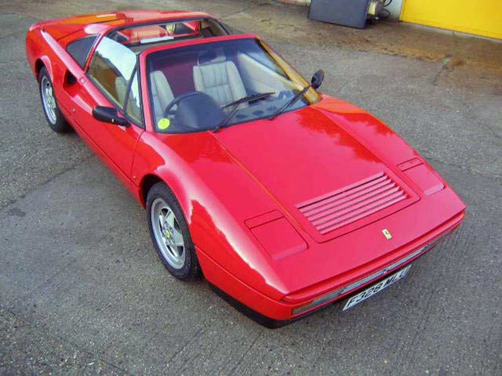 1988 328 GTS -SOLD