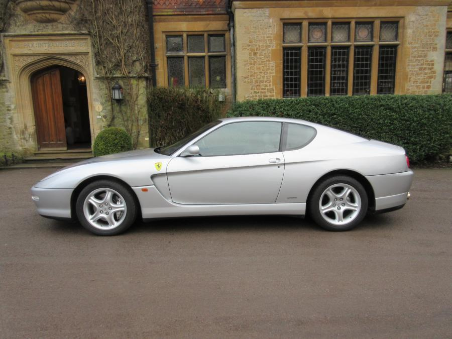 SOLD Another required -Ferrari 456 M GTAutomatic
