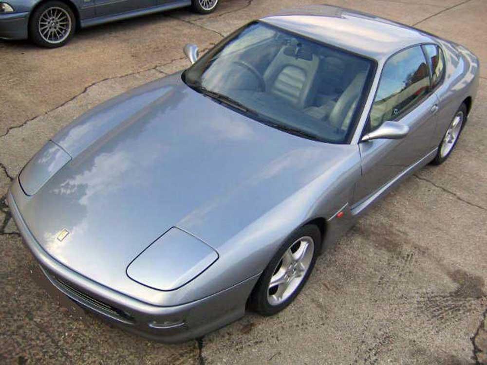 2001 456 M GTA-Grigio Titanio-SOLD