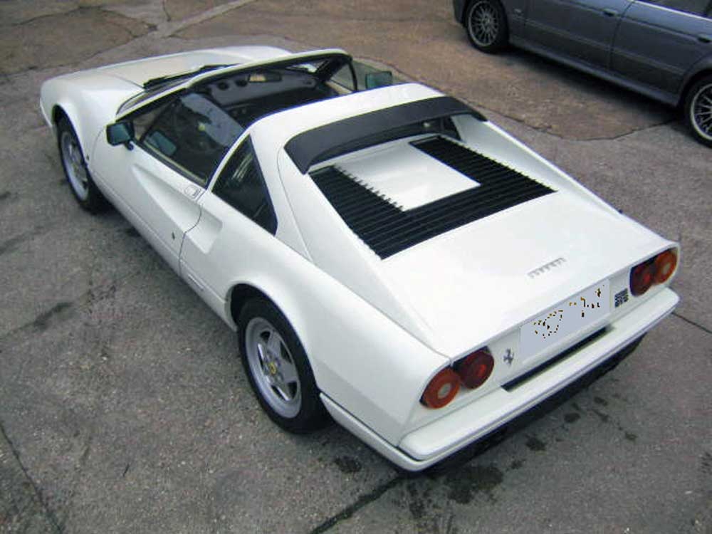 1989 Ferrari 328 GTS Left hand drive-Spoken for