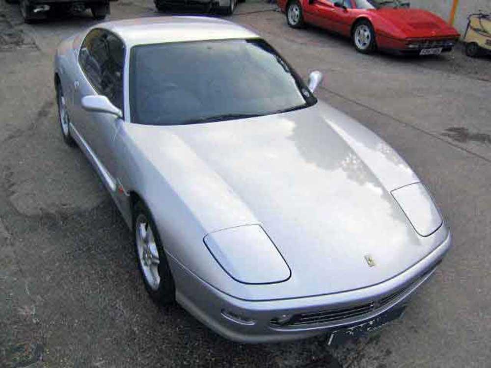 2004 Ferrari 456 M GTA
