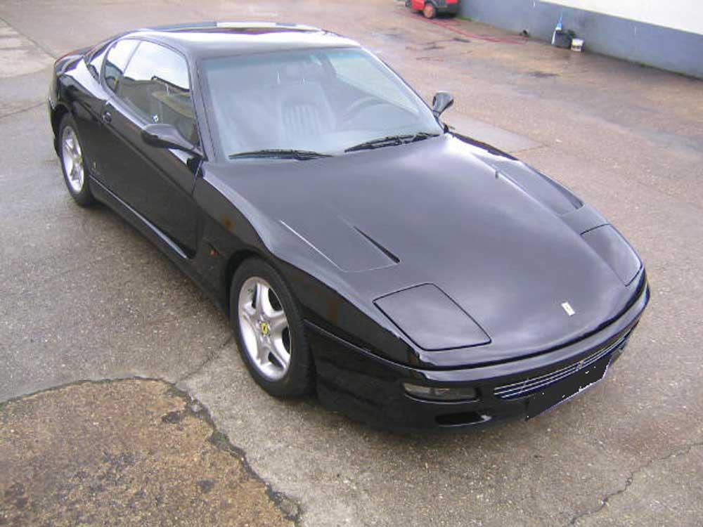 Left hand drive 1993 456 GT