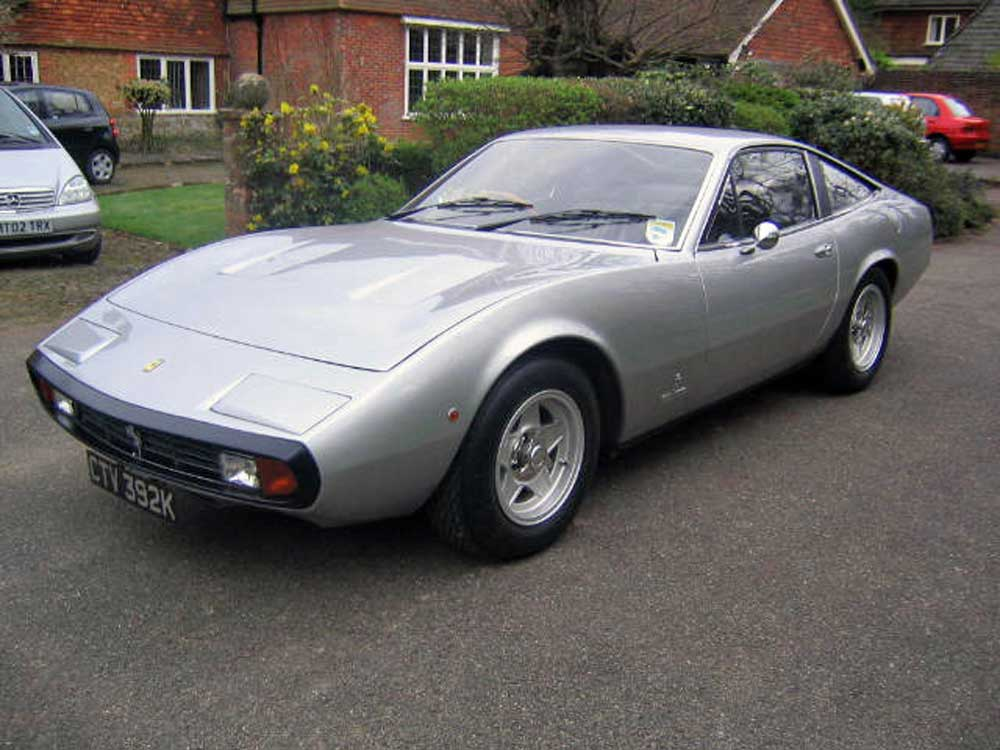 "1973 Ferrari ""400"" GTC/4-help required"