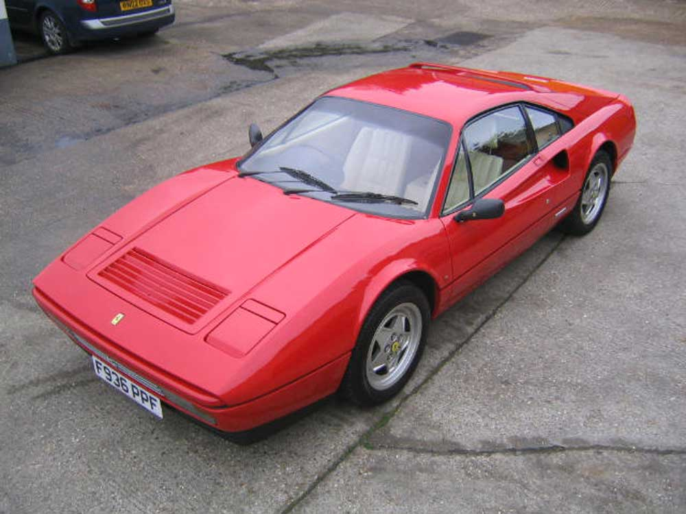 1989 Ferrari 328 GTB Spoken for-Another required