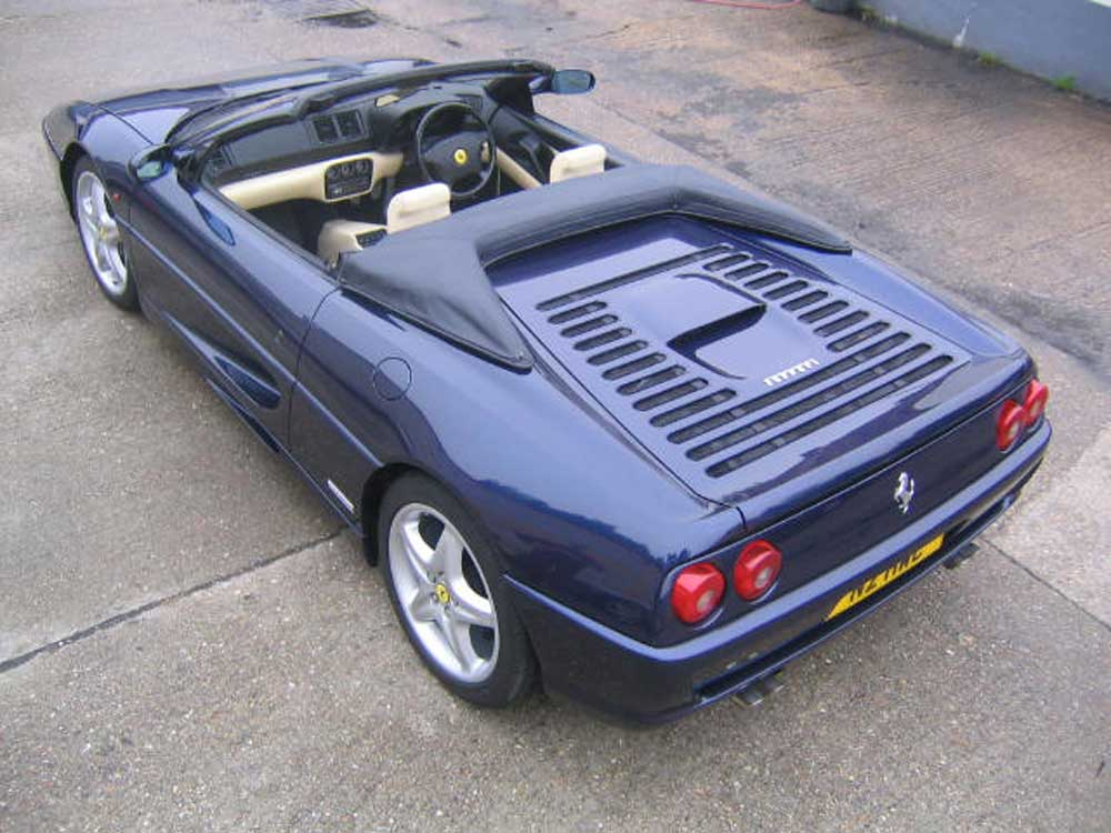 1996 Ferrari 355 Spider -Spoken for-Another urgently required