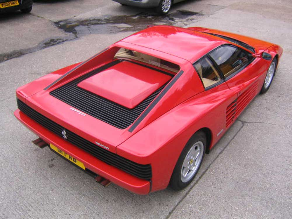 1991 Ferrari Testrossa Spoken for-Another required
