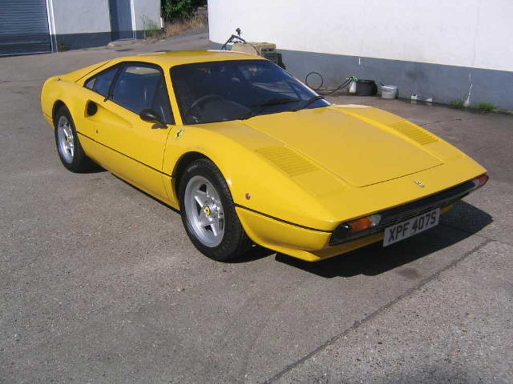 1978 308 GTB Spoken for-Another required