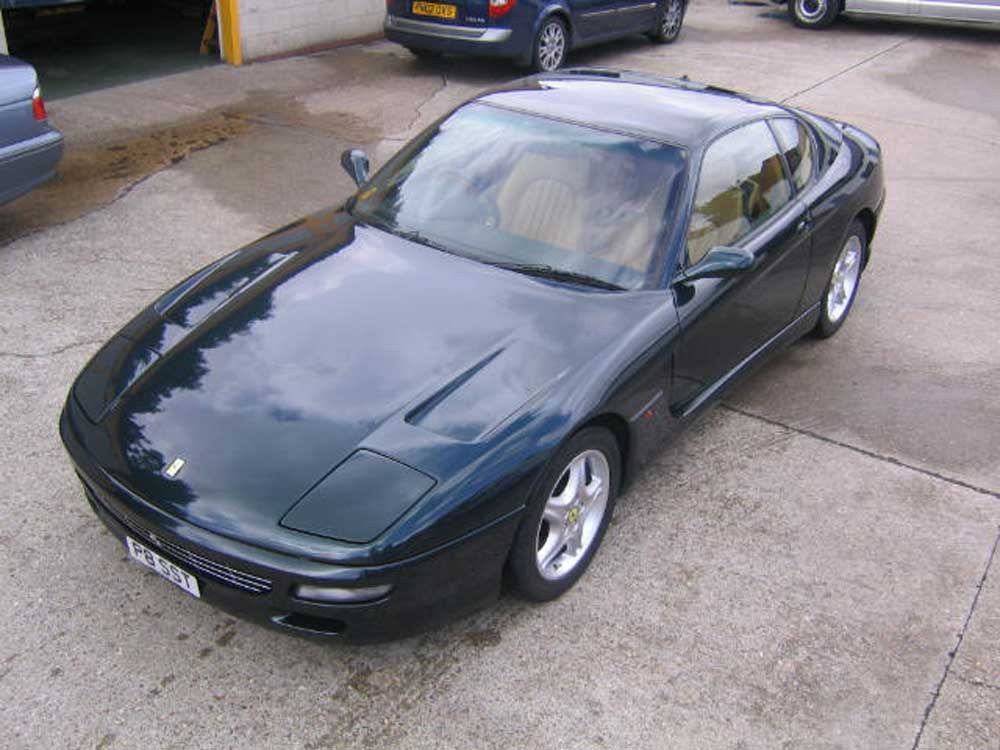 1997 Ferrari 456 GT-Spoken for-Another urgently required.
