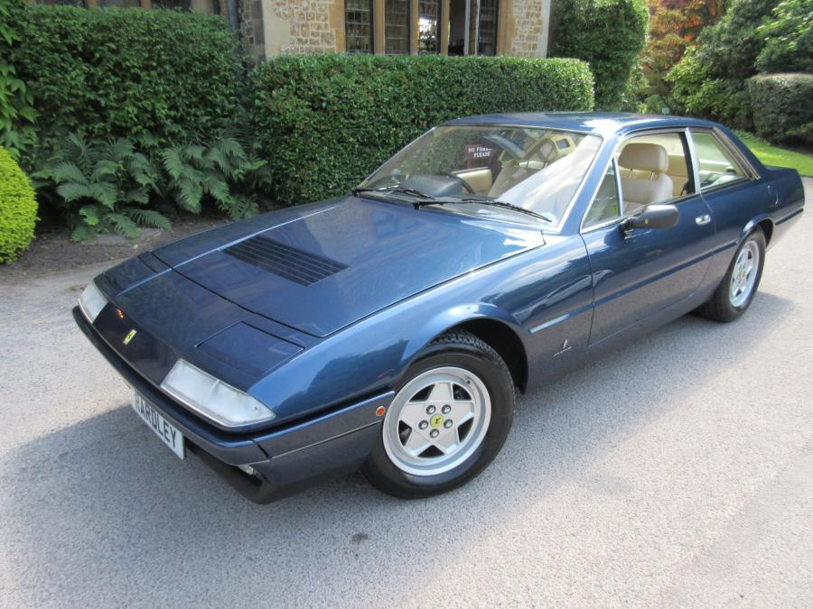1989 Ferrari 412 GTi -The last 412 and only 19,000 miles