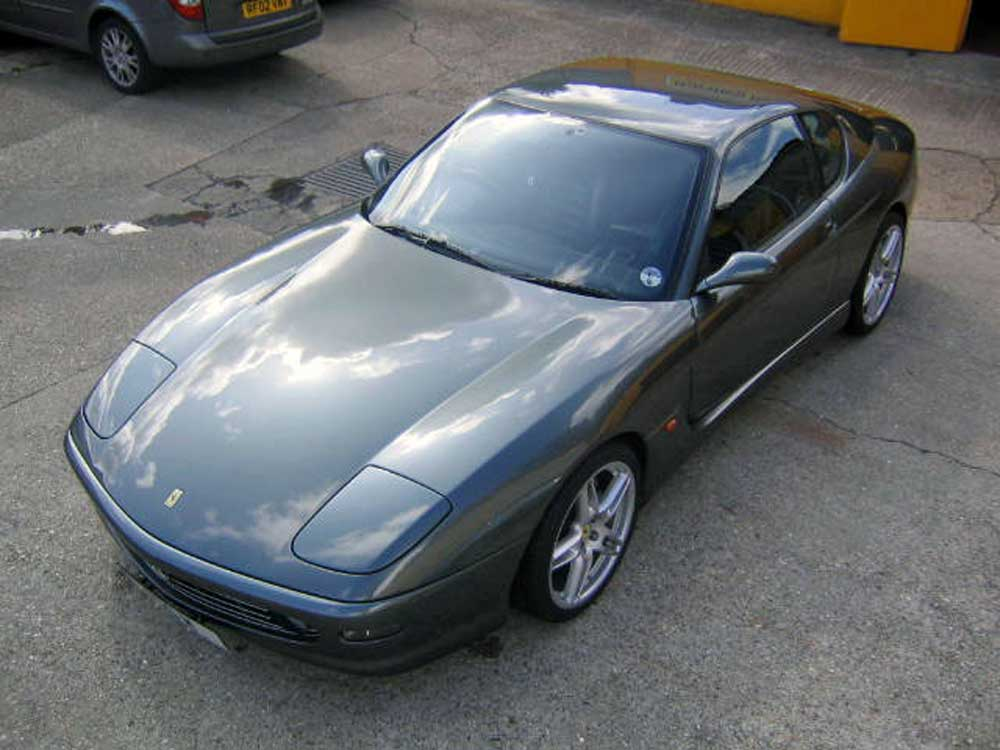Unique 2004 Ferrari 456 M GTA