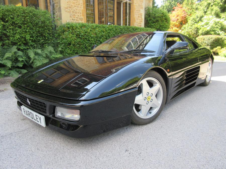 1994 Ferrari 348 GTB -One of 14 UK cars