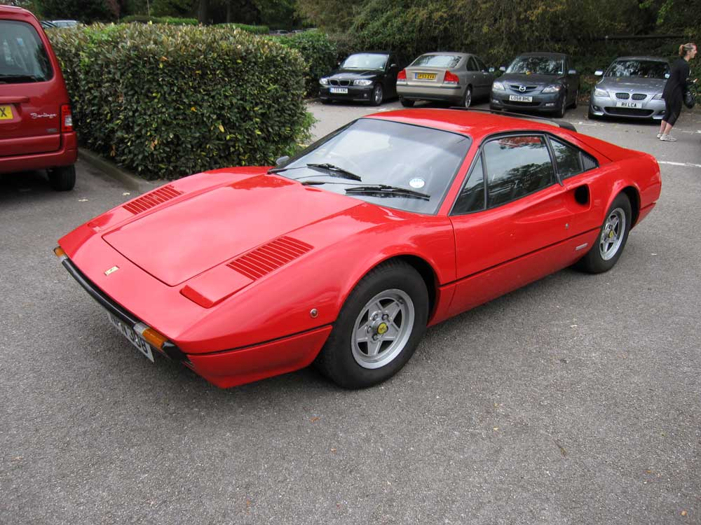 1977 Ferrari 308 GTB -off to Australia
