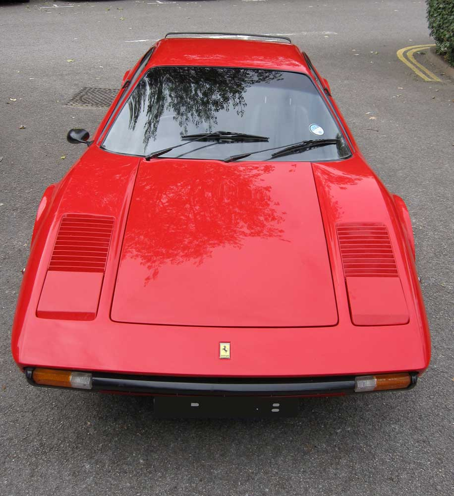1977 Ferrari 308 GTB off to Oz