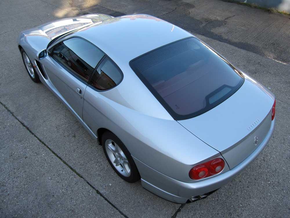 2001 Ferrari 456 M GT