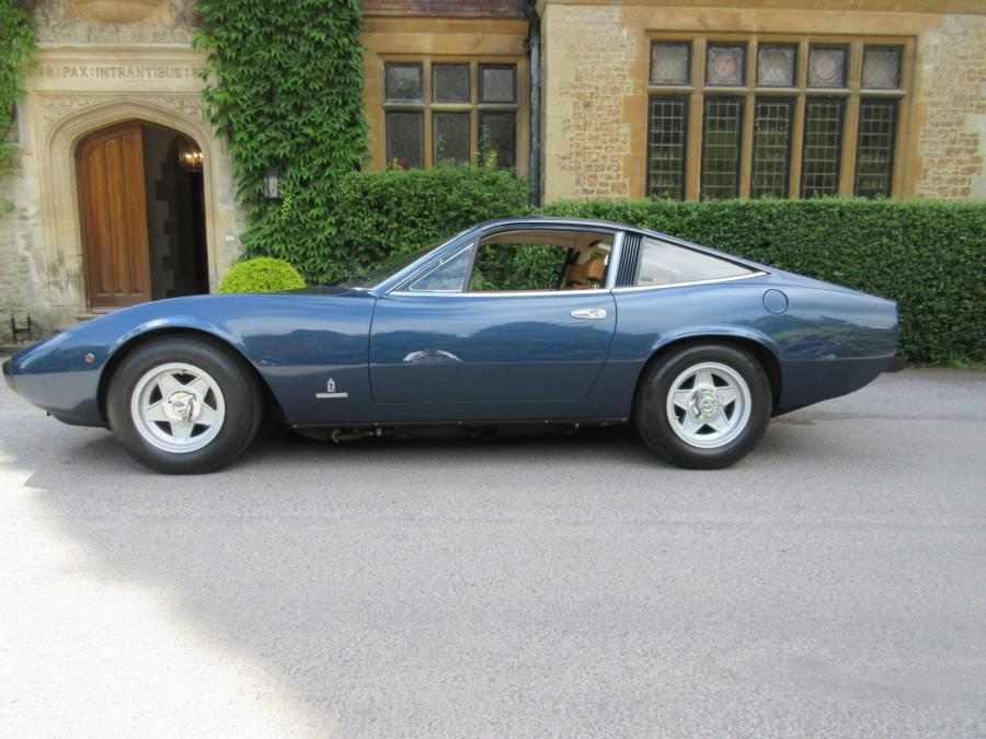SOLD-ANOTHER REQUIRED 1972 Ferrari 365 GTC/4