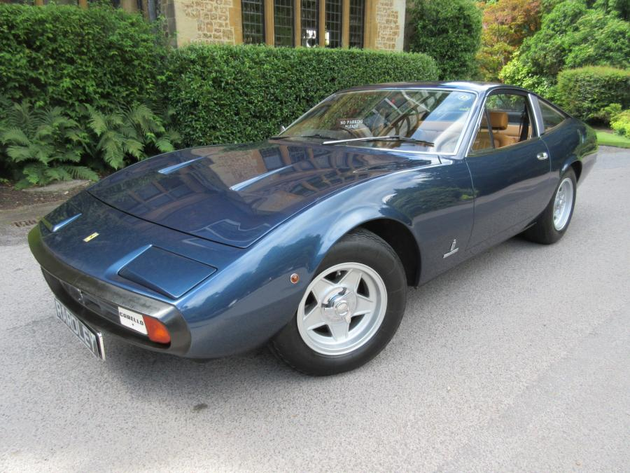 1972 Ferrari 365 GTC /4 One of just 31