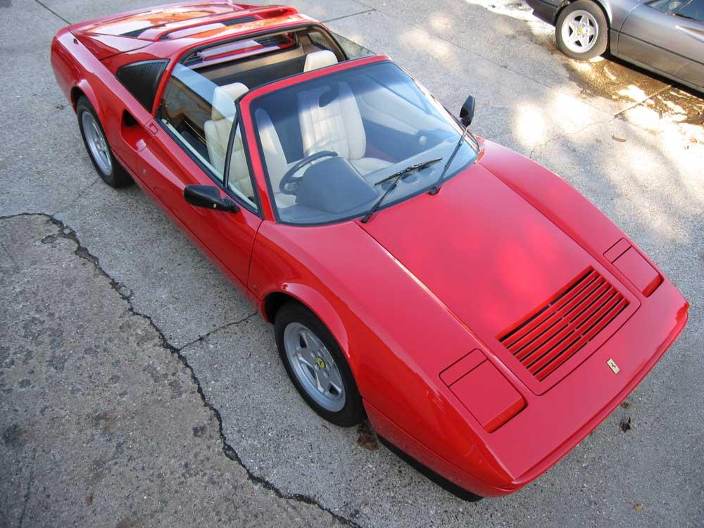 1988 Ferrari 328 GTS