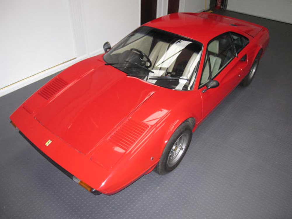 1976 Ferrari 308 GTB fibreglass-history needed