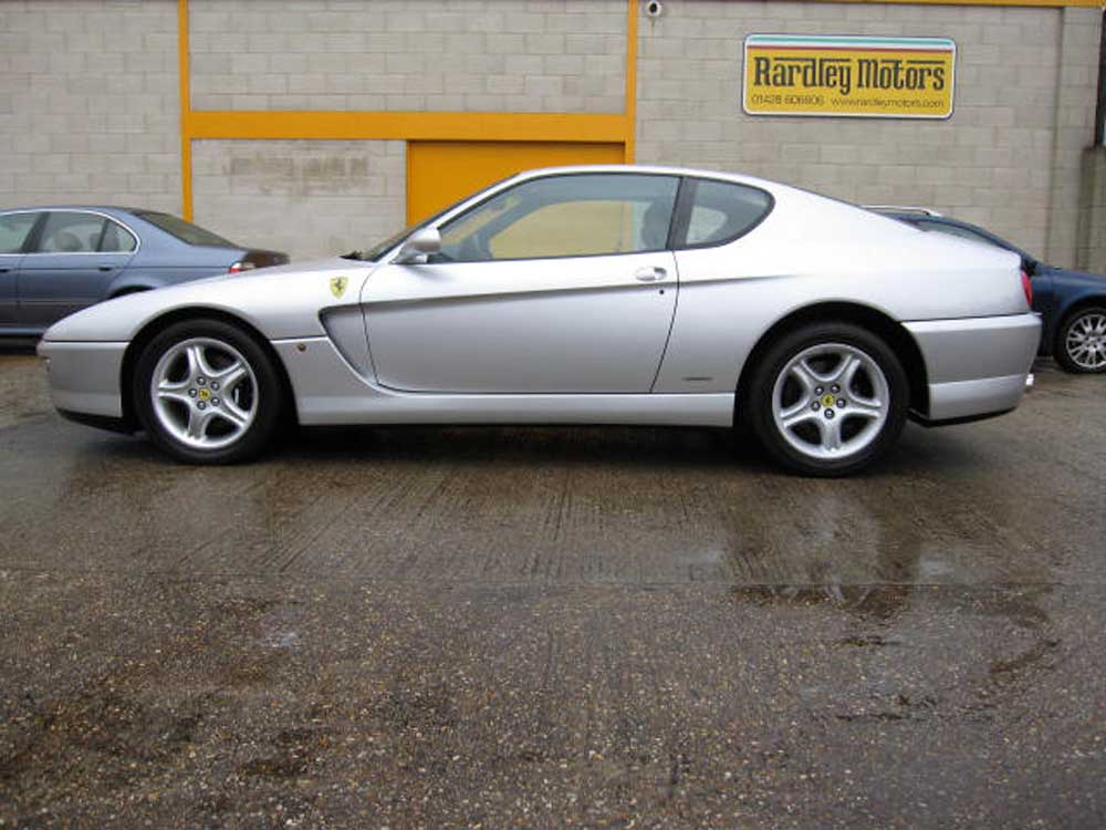 1998 Ferrari 456 GT Spoken for-Another required