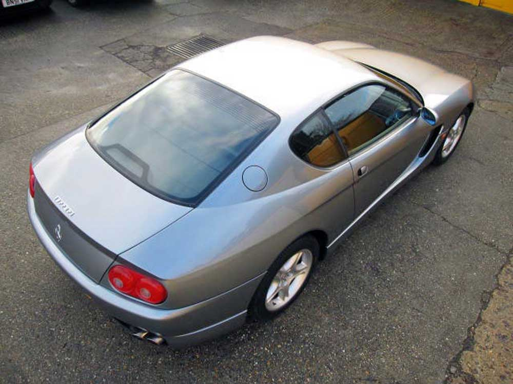 2001 Ferrari 456 M GT Left hand drive SPOKEN FOR-ANOTHER REQUIRED URGENTLY