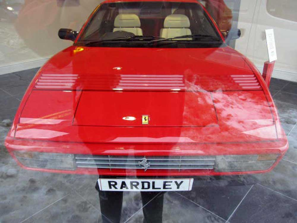 1990 Ferrari Mondial 3.4t Spoken for-Another required