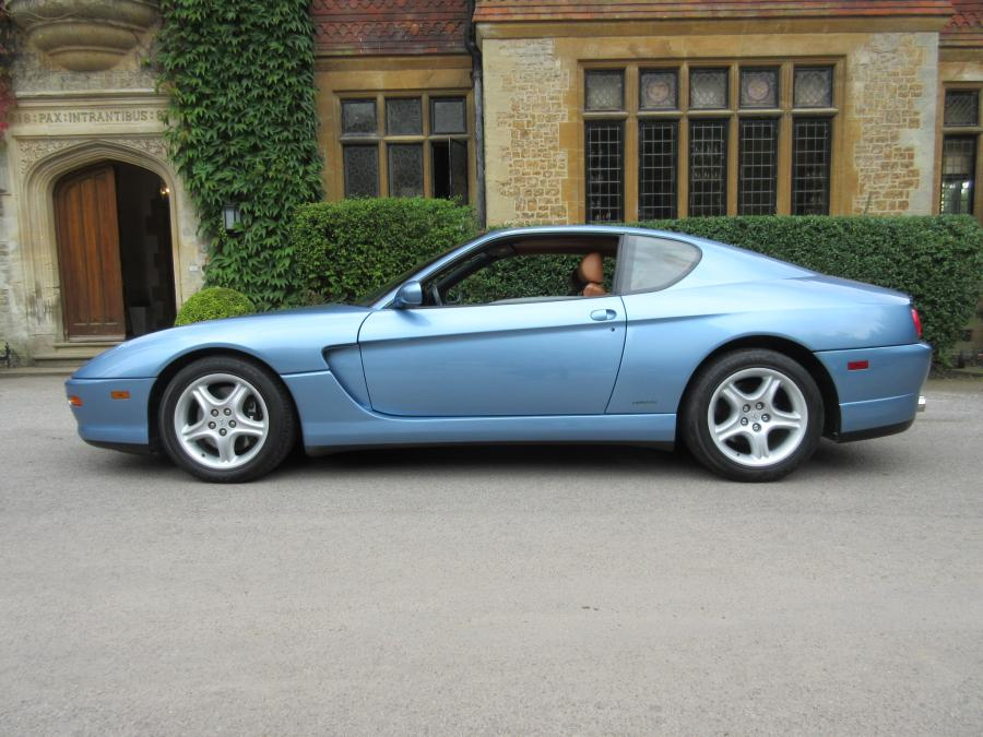 SOLD-ANOTHER REQUIRED 2000 Ferrari 456 M GT