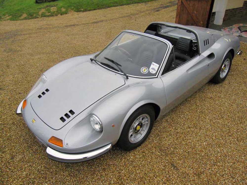 1972 Dino 246 GTS