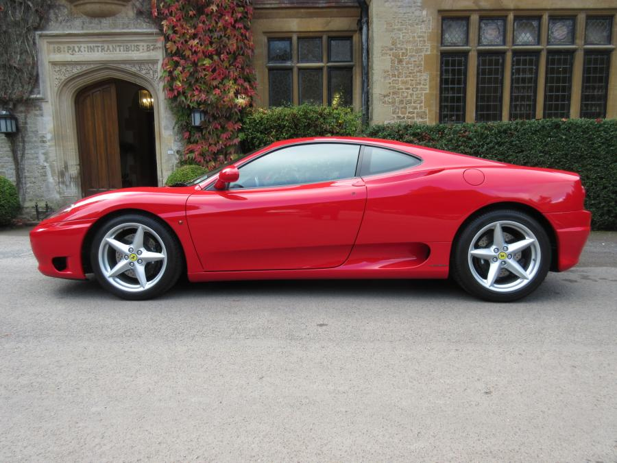 Ferrari 360 Modena SOLD-ANOTHER REQUIRED