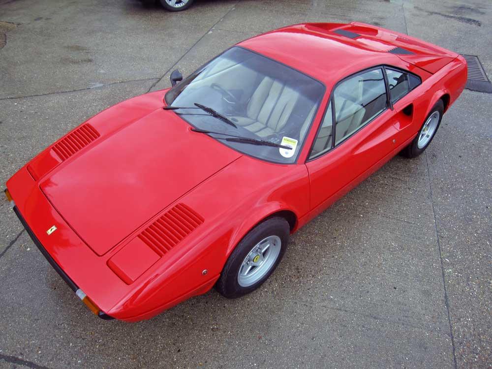 1976 Ferrari 308 GTB fibreglass