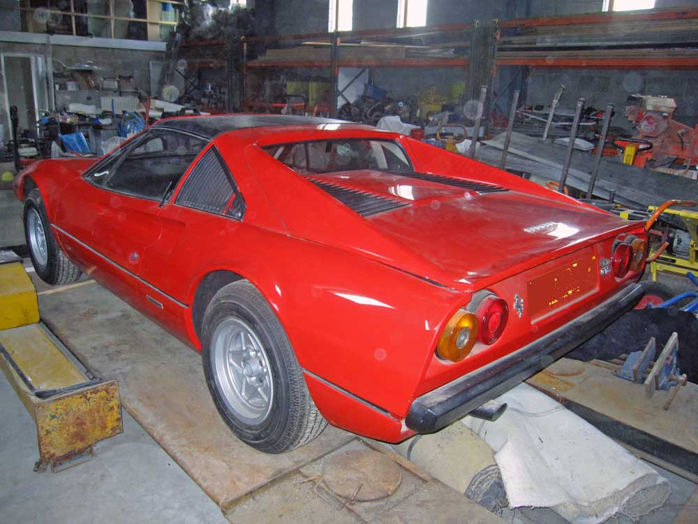 1979 Ferrari 308 GTS FOR RESTORATION