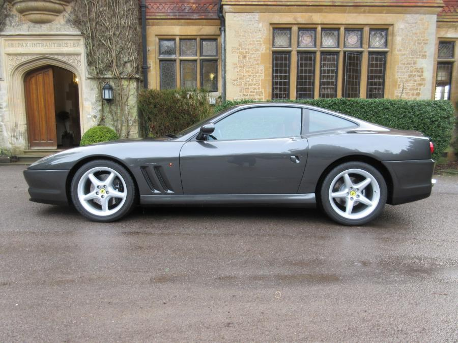 1997 Ferrari 550 Maranello-SOLD ANOTHER REQUIRED