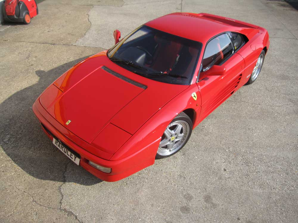 1994 Ferrari 348 GT Competizione 1 of only 50 built