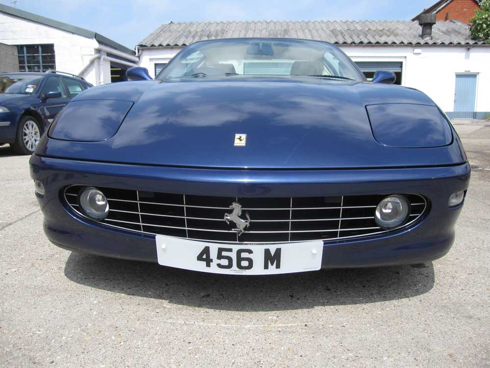 1999 Ferrari 456 Modificato automatic Sold-anotehr required